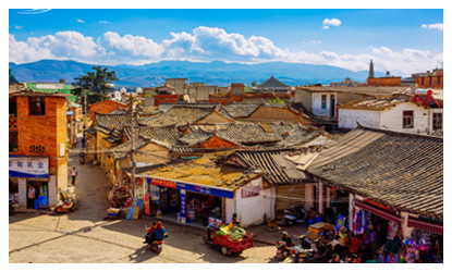 Jianshui Ancient Town