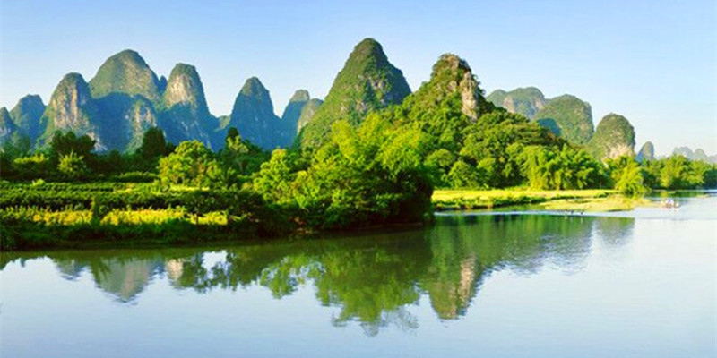 5 Days Guilin Tour with Longji Terraces