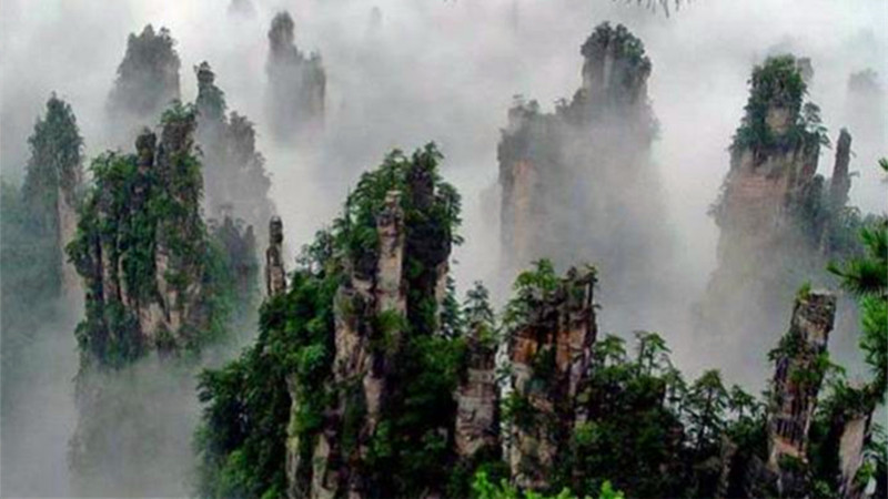 Top 10 things to do in Zhangjiajie