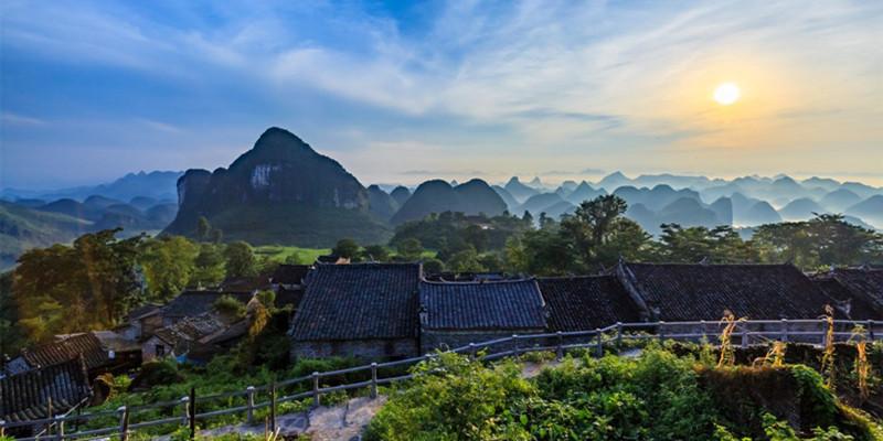 Qiannian Yao Ethnic Village