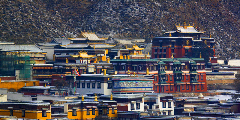 5 Days Lanzhou Xiahe Linxia Tour