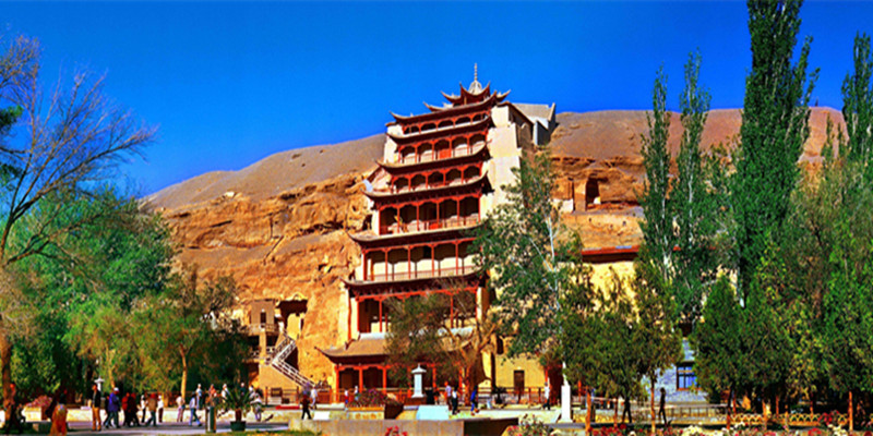 4 Days Silk Road to Dunhuang Tour