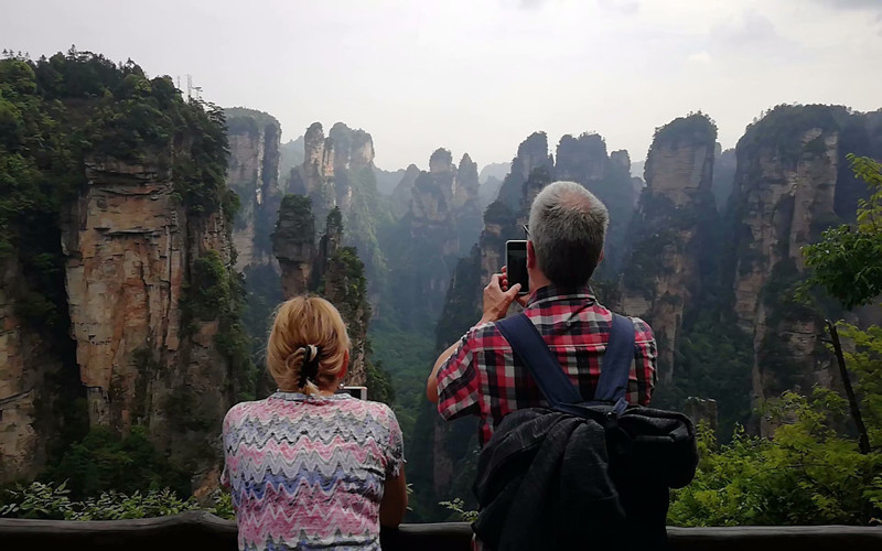 German Photographers to shoot in Zhangjiajie