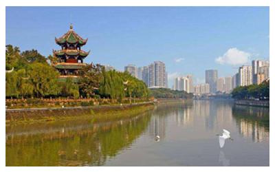 Chengdu Wangjianglou Park