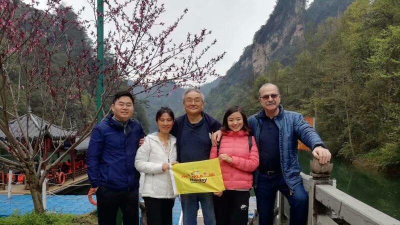 8 Days Hunan Highlights from USA