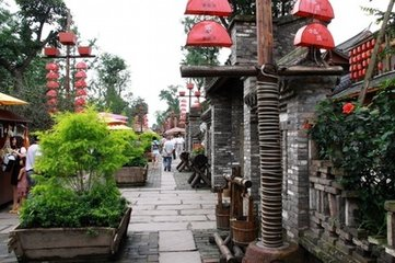 Xidi Ancient Town