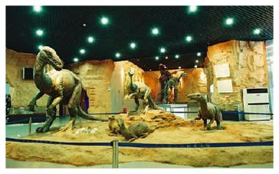 Nanyang Dinosaur Relics Park
