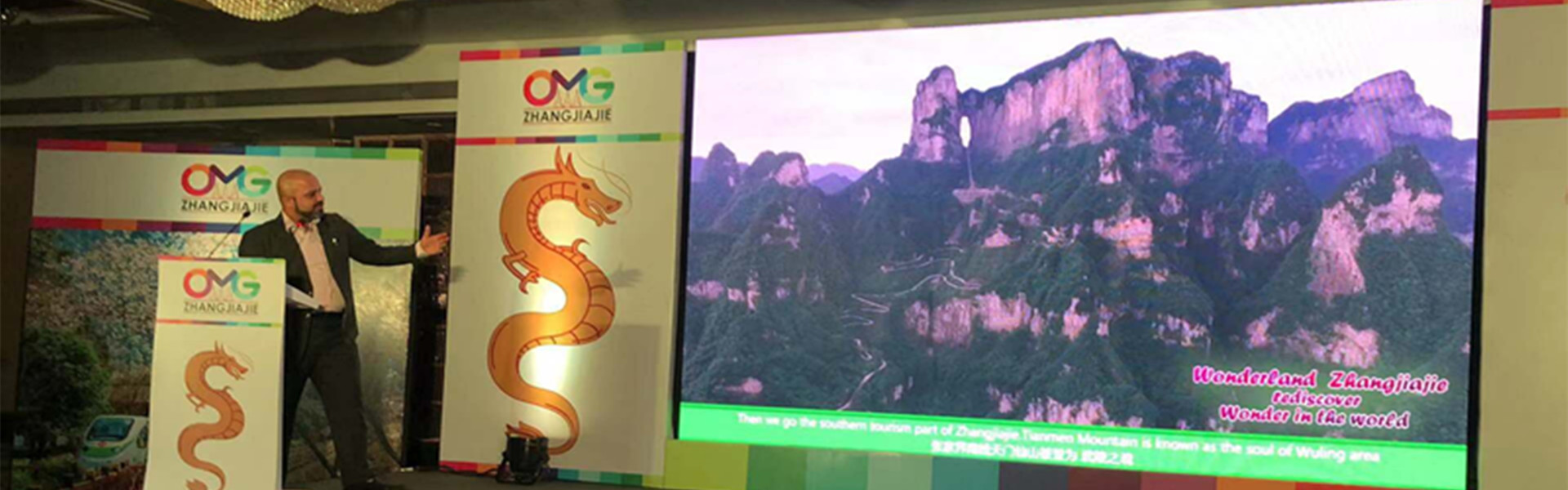 Zhangjiajie to promote tourism in Indian market