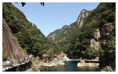 Zhedong Garnd Canyon