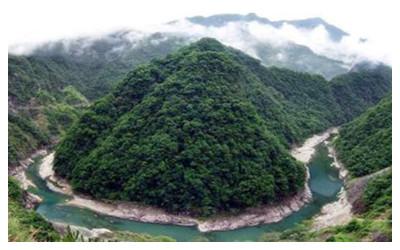 Wuyanling Scenic Area