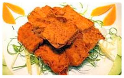 Tujia Salted Dried Tofu