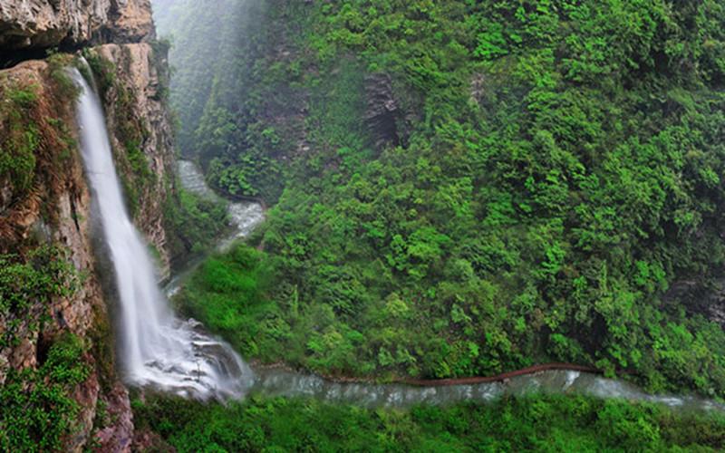 Tianhe Waterfall