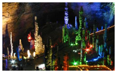 Top 3 Caves in Zhangjiajie