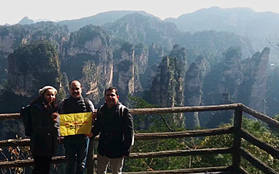 1 Day Zhangjiajie National Forest Park Trip