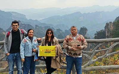1 Day Tianzi Mountain Yuanjiajie Avatar Tour