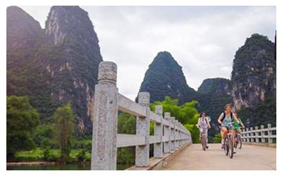 4 Days Guilin Yangshuo Longji Budget Tour