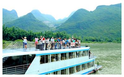 One Day Guilin Yangshuo Tour