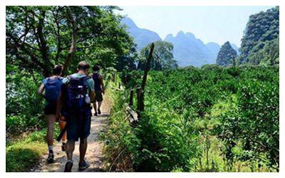 5 Days Guilin Trekking Tour