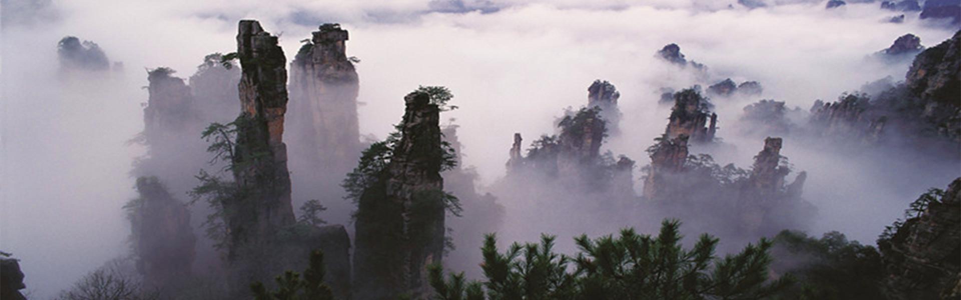 Zhangjiajie Fam Tour 2021